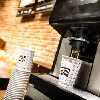 Koffie van backWERK