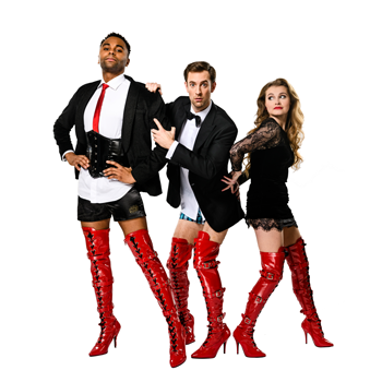 Theaterclub.nl musical 'Kinky Boots'