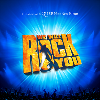 Theaterclub.nl musical 'We will rock you'