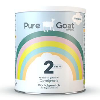 Pure Goat Company's Opvolgmelk 2