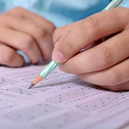 Centrale eindexamens