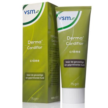 Resultaat VSM Derma Cardiflor crème