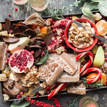 Stelling van de week: feestdagen en eten