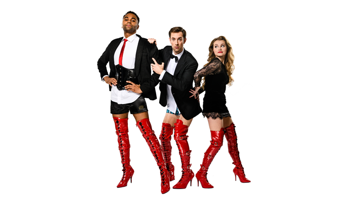 Resultaat Kinky Boots musical